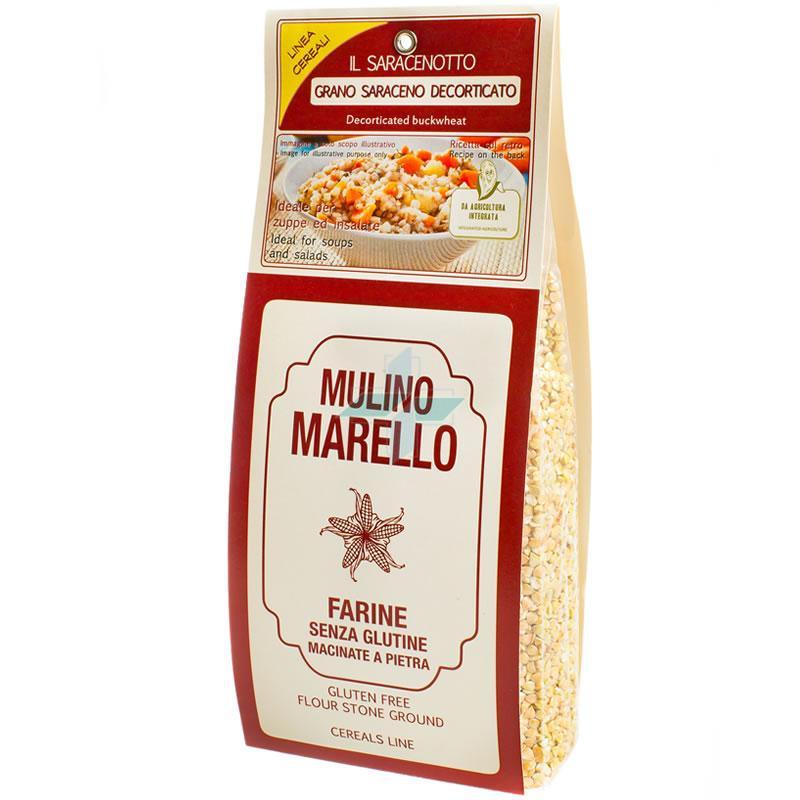 Azienda Agr. Mulino Marello Il Saracenotto Grano Saraceno Senza Glutine 400 G