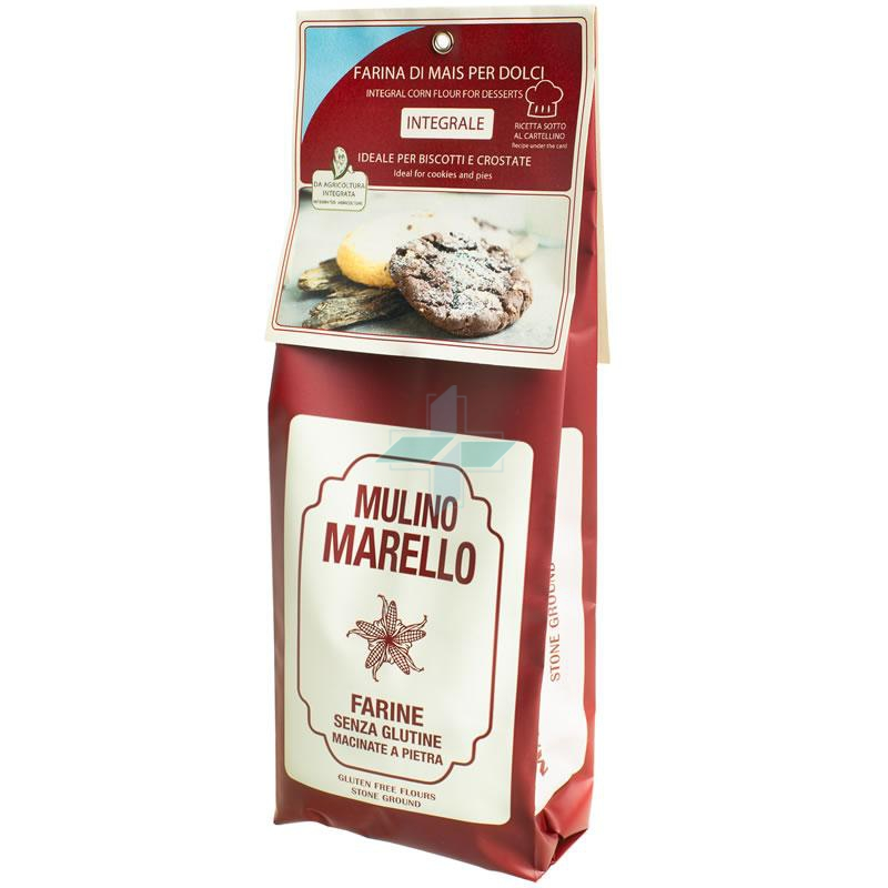 Azienda Agr. Mulino Marello Farina Di Mais Per Dolci Senza Glutine 500 G