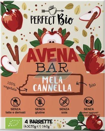 Ambrosiae Perfect Bio Barretta Avena Bar Mela Cannella 4x35g