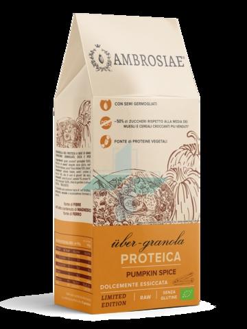 Ambrosiae Ubergranola Proteica Pumpkin Spice 250 g