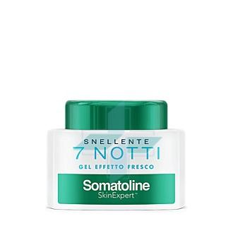 Somatoline Cosmetic Linea Snellenti Gel Fresco Ultra Intensivo 7 Notti 400 ml