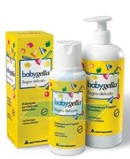 Babygella Linea Bimbo Detergente 2 in 1 Corpo Capelli 300 ml