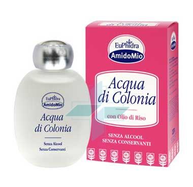 EuPhidra Linea AmidoMio Acqua di Colonia Profumata Pelli Sensibili 100 ml