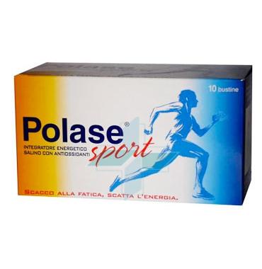 Pfiser Linea Sali Minerali Polase Sport 10 buste Integratore Magnesio Potassio
