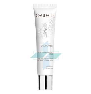 Caudalie Linea Vinoperfect Fluido Pelle Perfetta Protezione Viso SPF20 40 ml