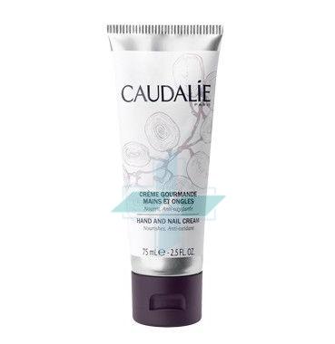 Caudalie Linea Polifenoli Gourmande Crema Mani Unghie Nutriente Idratante 75 ml