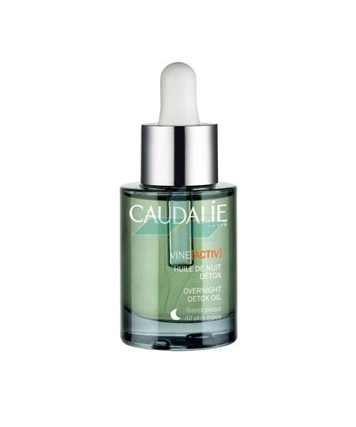 Caudalie Linea VineActiv Anti-Rughe Olio Notte Detossificante Viso 30 ml