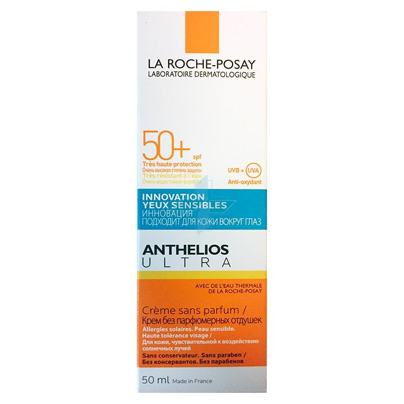 La Roche Posay Linea Solari Anthelios SPF50+ Ultra Crema Solare S/Profumo 50 ml