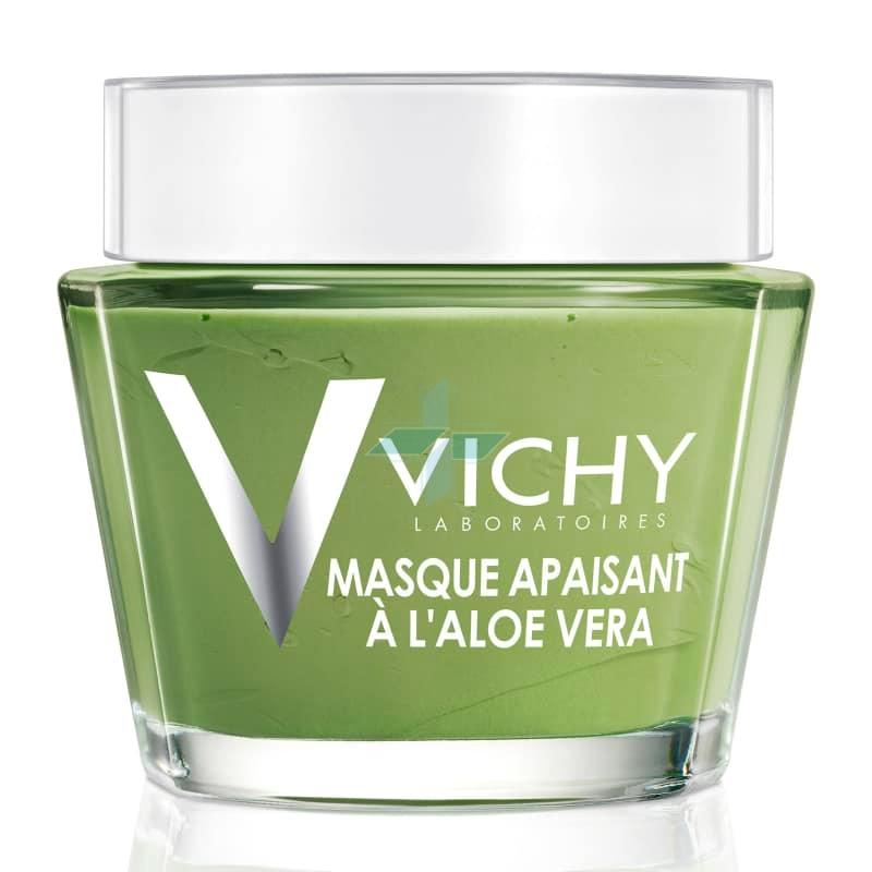 Vichy Linea Mineral Mask Maschera con Aloe Vera Lenitiva e Idratante 75 ml