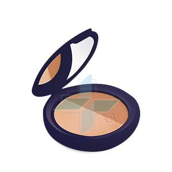 Rilastil Make-up Linea Maquillage SPF15 Terra Compatta Abbronzante Bicolore 18 g